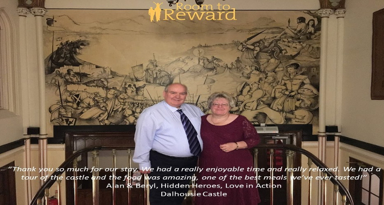alan-and-beryl-love-in-action-dalhousie-castle-captioned
