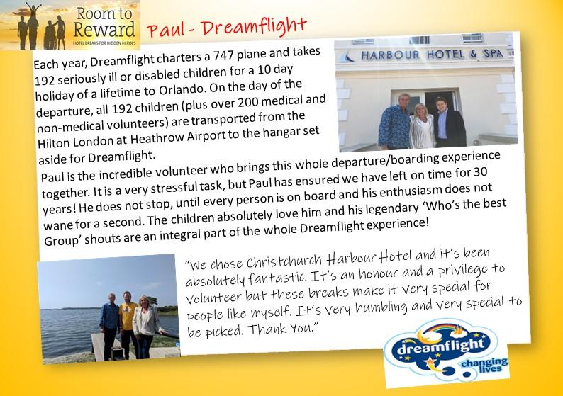 paul-dreamflight-christchurch-harbour-hotel
